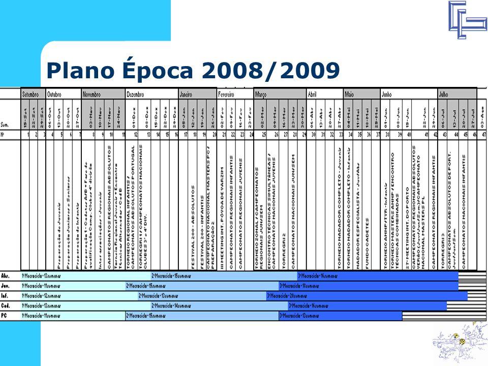 Plano Época 2008/2009