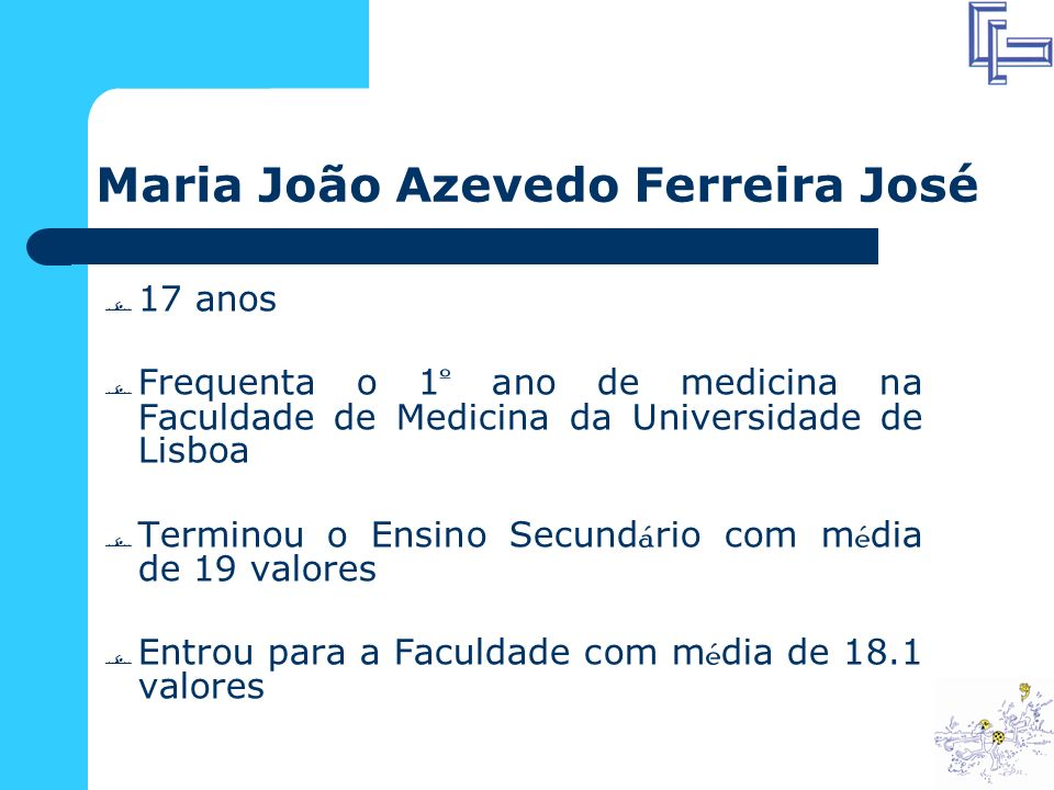 Maria João Azevedo Ferreira José