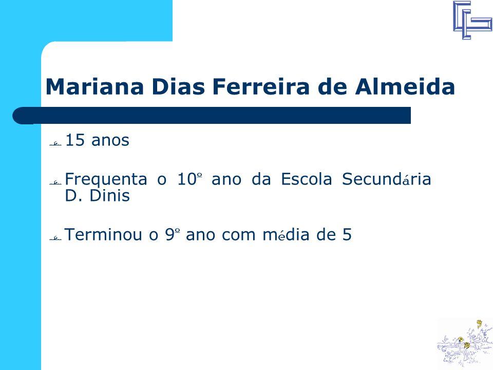 Mariana Dias Ferreira de Almeida