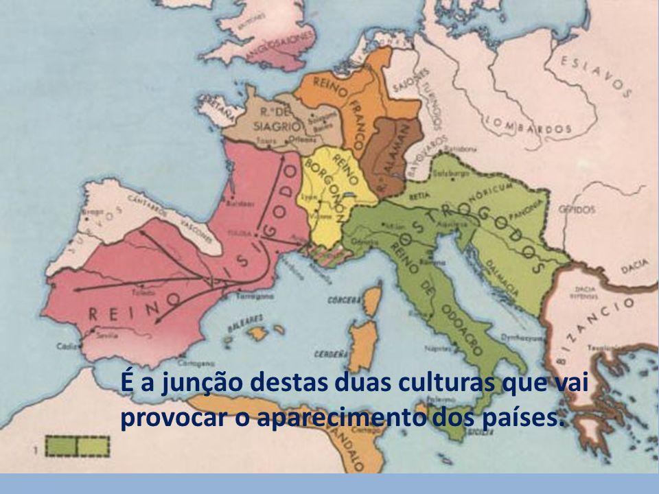 É a junção destas duas culturas que vai