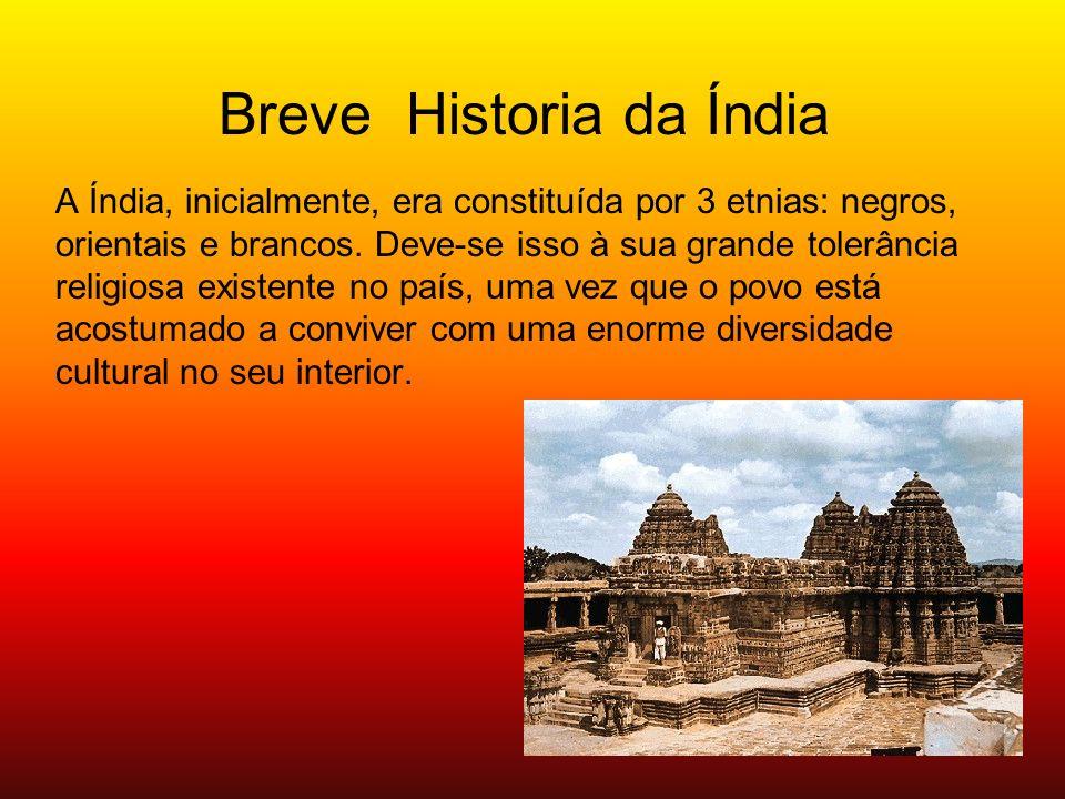 Breve Historia da Índia