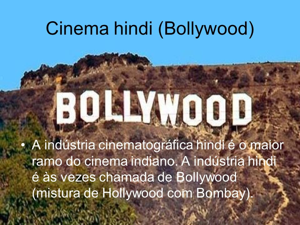 Cinema hindi (Bollywood)