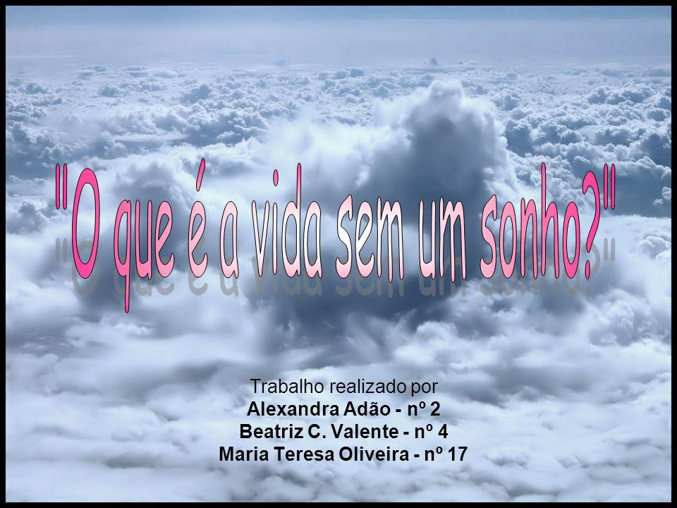 Maria Teresa Oliveira - nº 17
