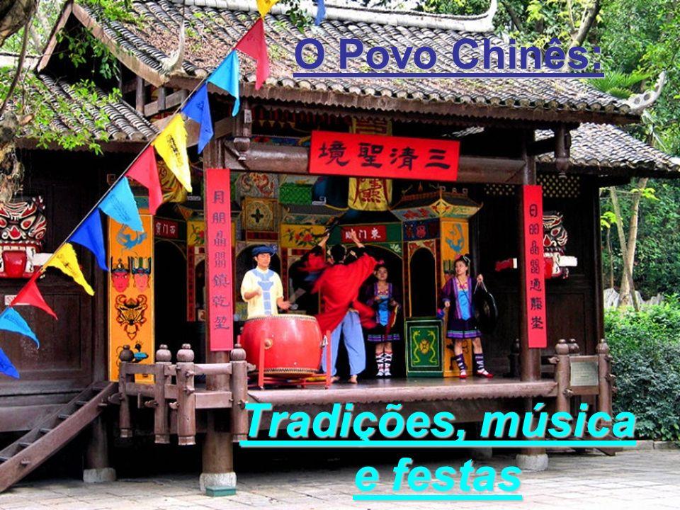 Tradições, música e festas