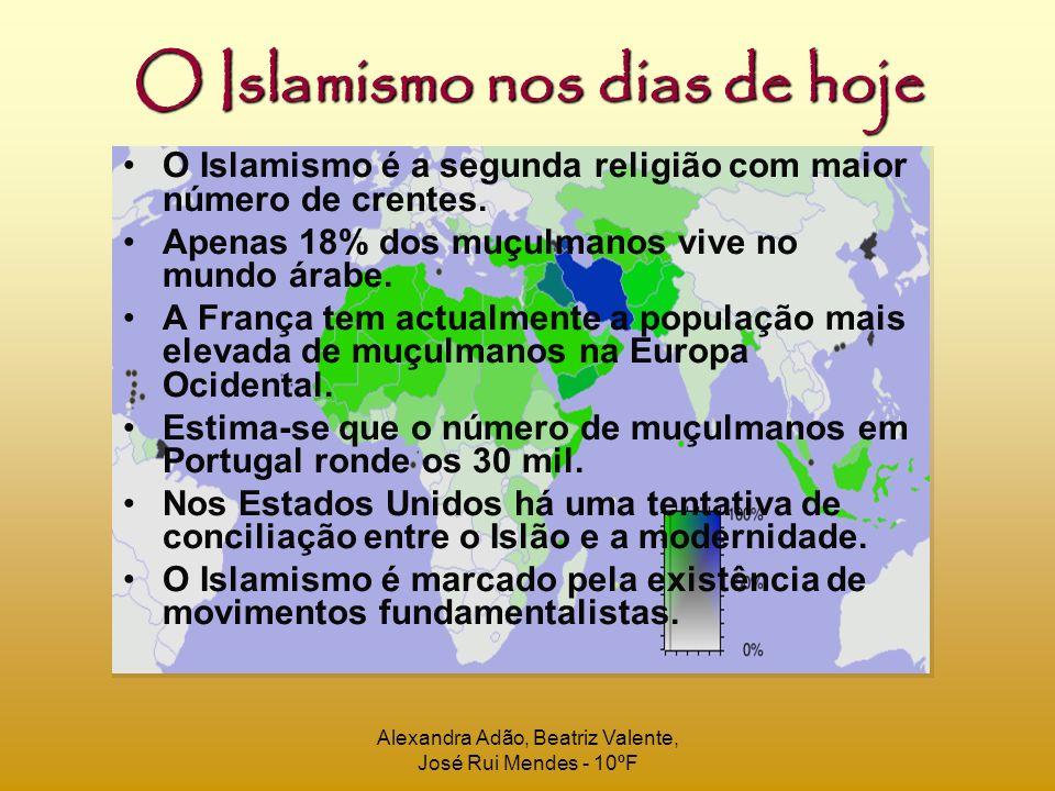 O Islamismo nos dias de hoje