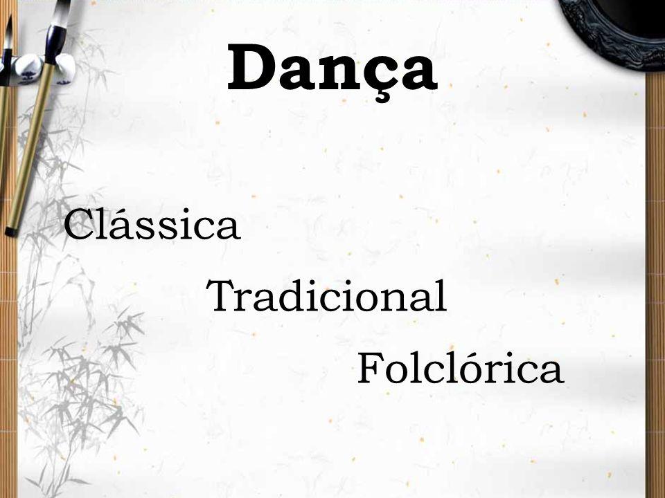Dança Clássica Tradicional Folclórica
