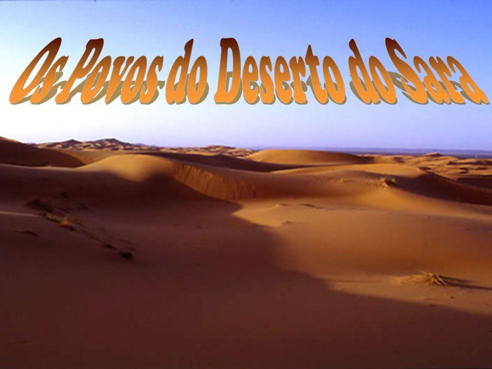 Os Povos do Deserto do Sara