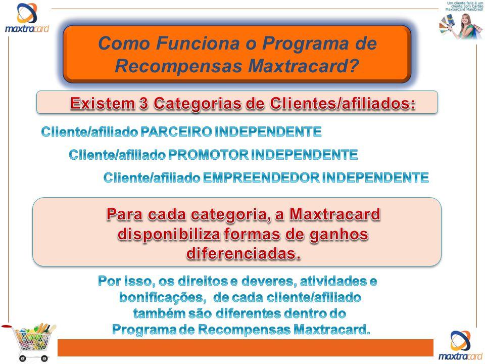 Como Funciona o Programa de Recompensas Maxtracard