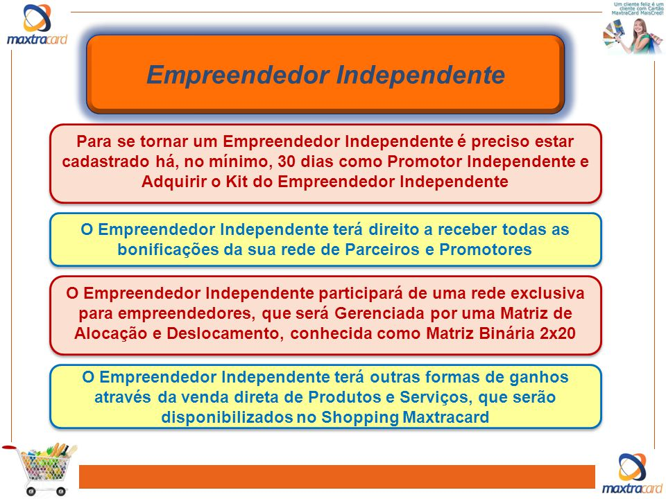 Empreendedor Independente Adquirir o Kit do Empreendedor Independente