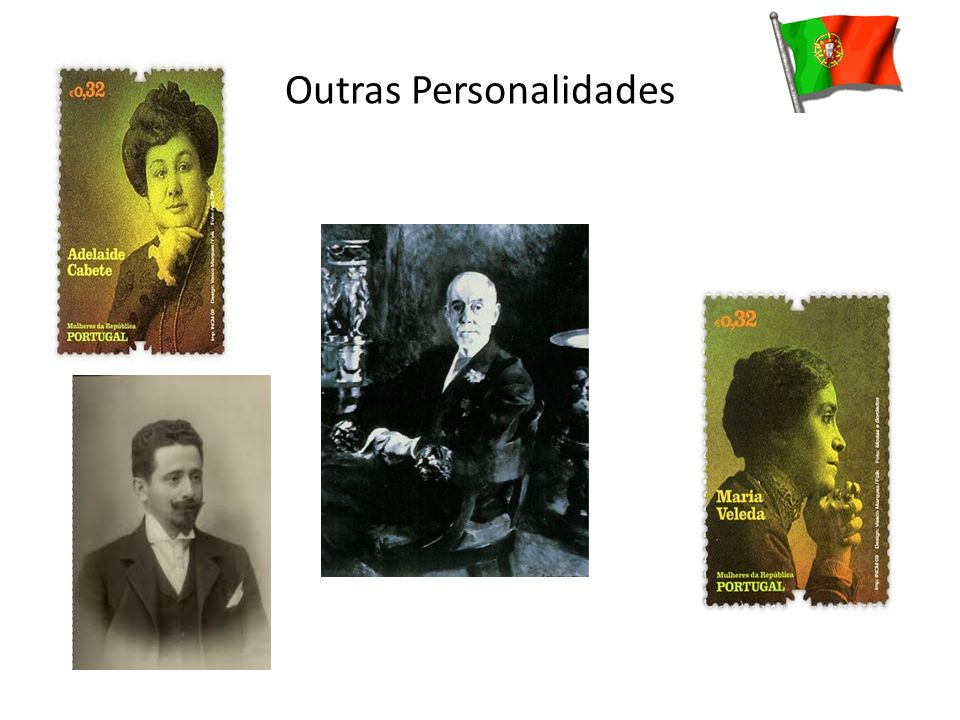 Outras Personalidades