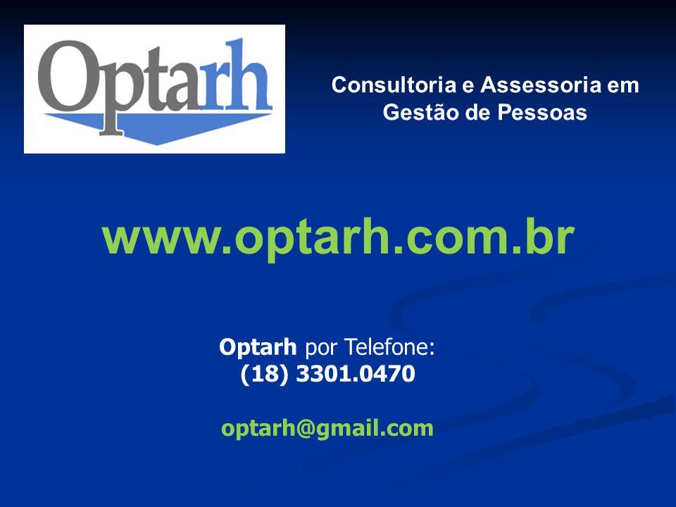 Consultoria e Assessoria em Gestão de Pessoas