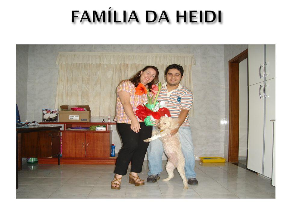 FAMÍLIA DA HEIDI