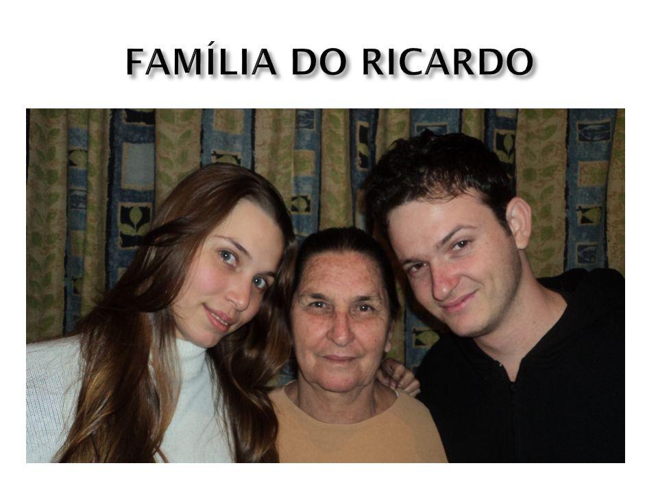 FAMÍLIA DO RICARDO