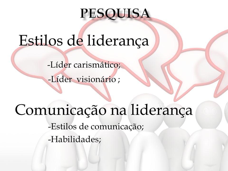 Comunicação na liderança