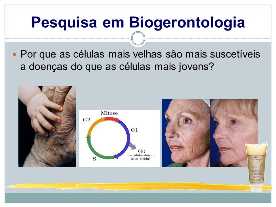 Pesquisa em Biogerontologia