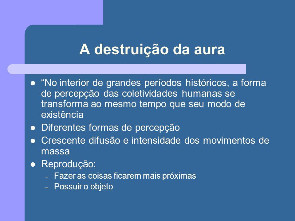 A destruição da aura