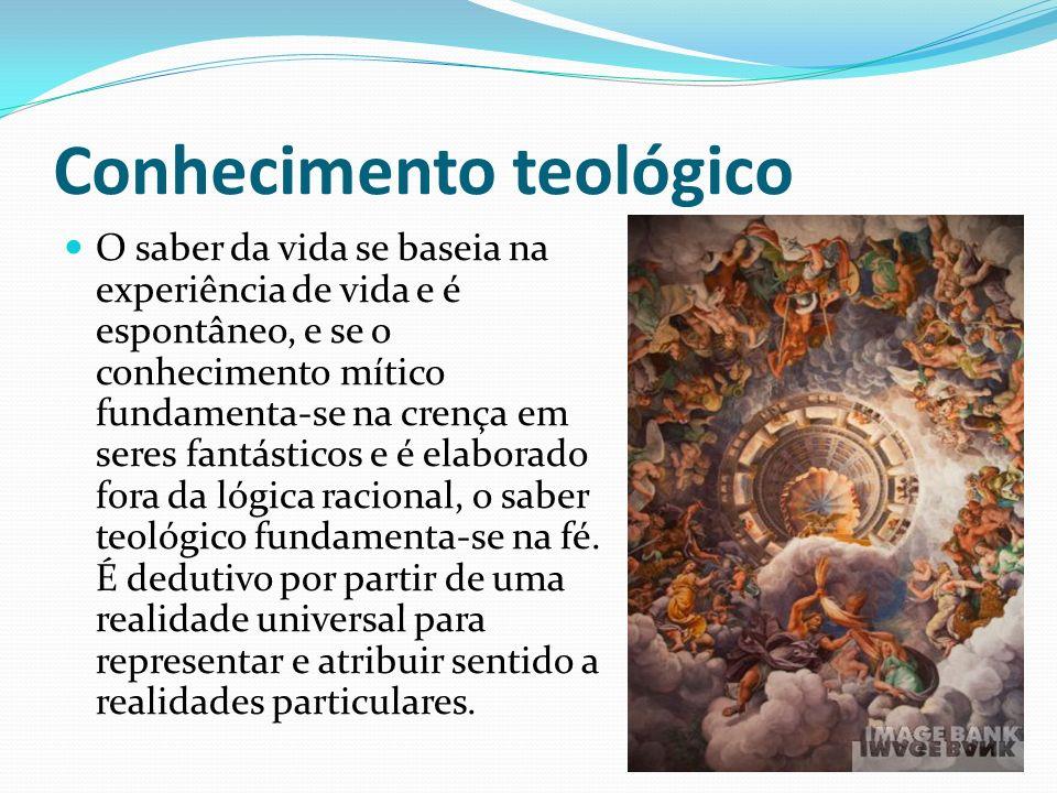 Conhecimento teológico
