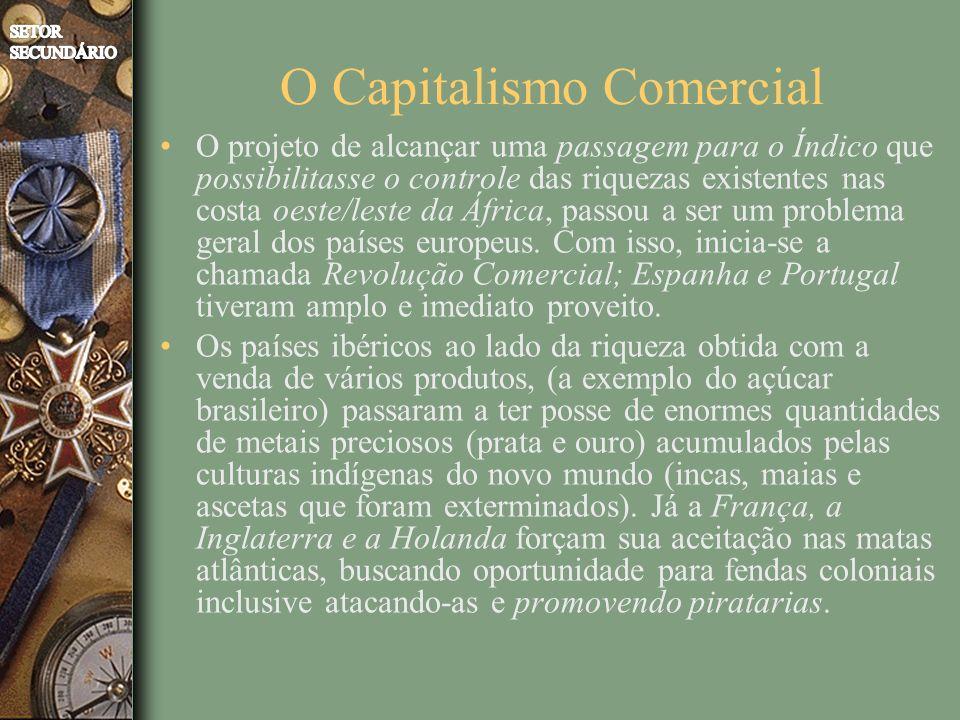 O Capitalismo Comercial