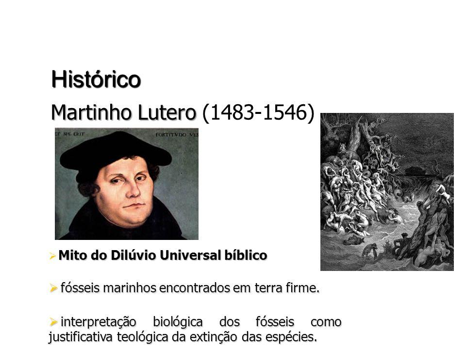 Histórico Martinho Lutero (1483-1546)