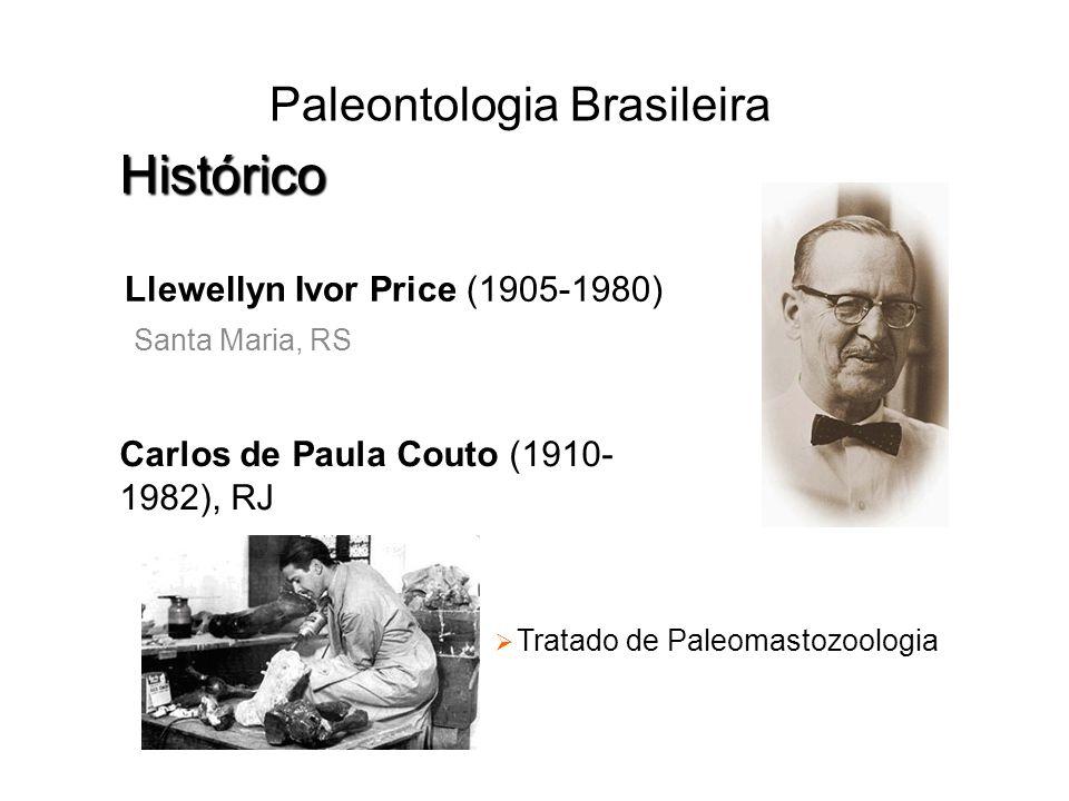 Paleontologia Brasileira