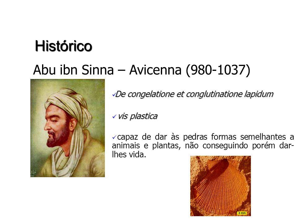Histórico Abu ibn Sinna – Avicenna (980-1037)