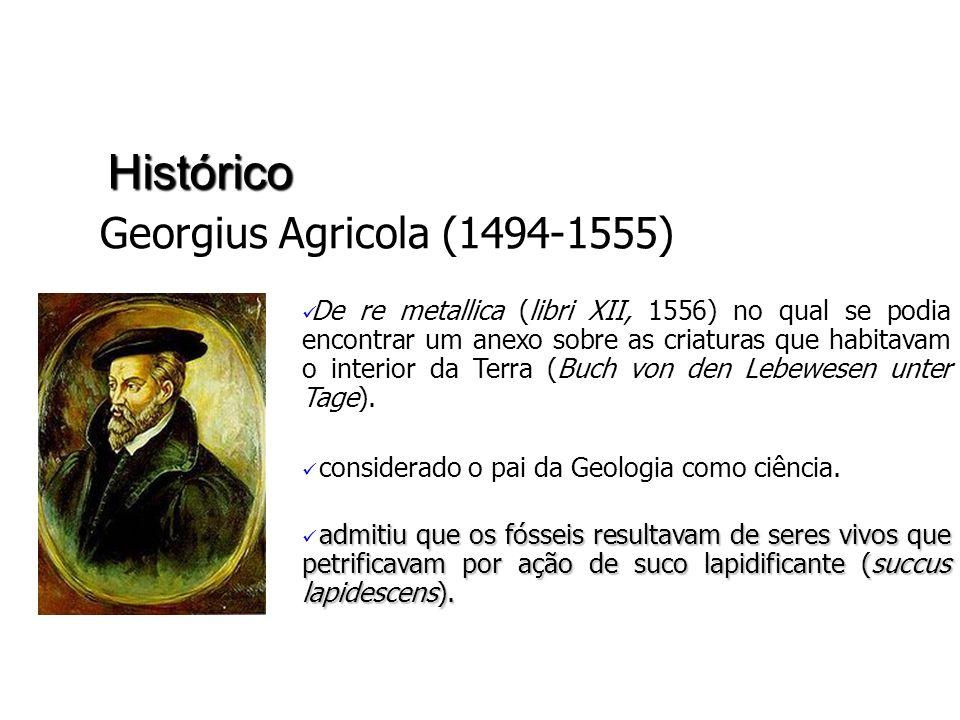 Histórico Georgius Agricola (1494-1555)