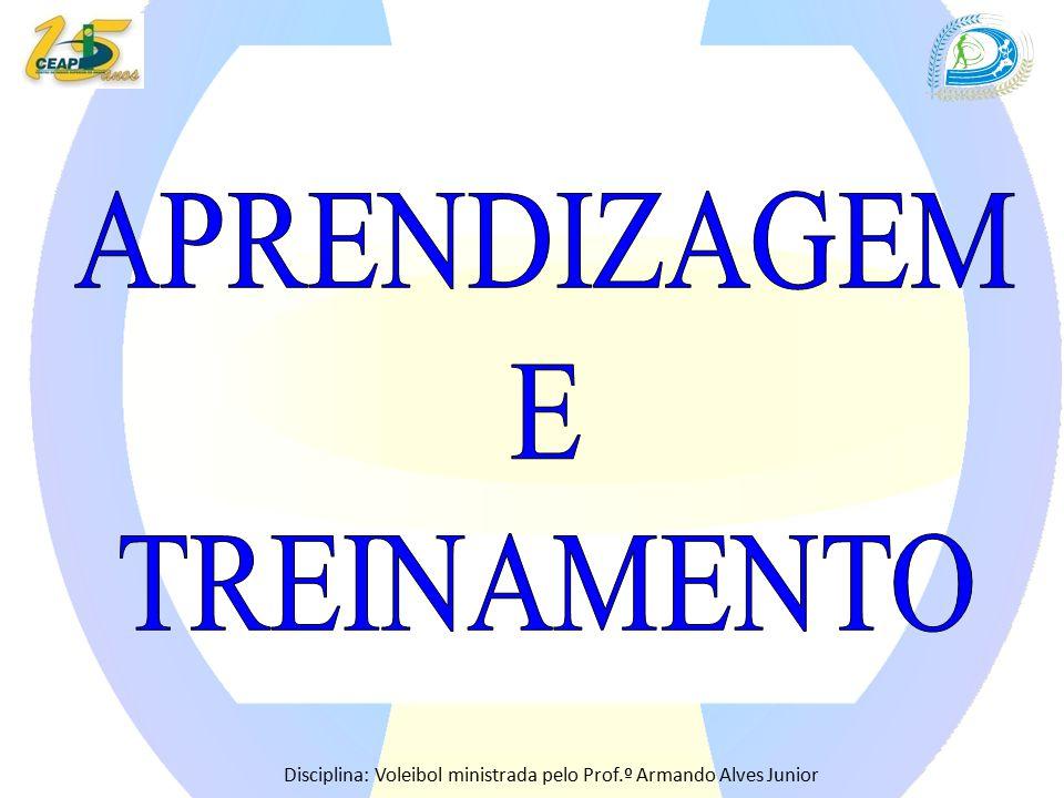 APRENDIZAGEM E TREINAMENTO