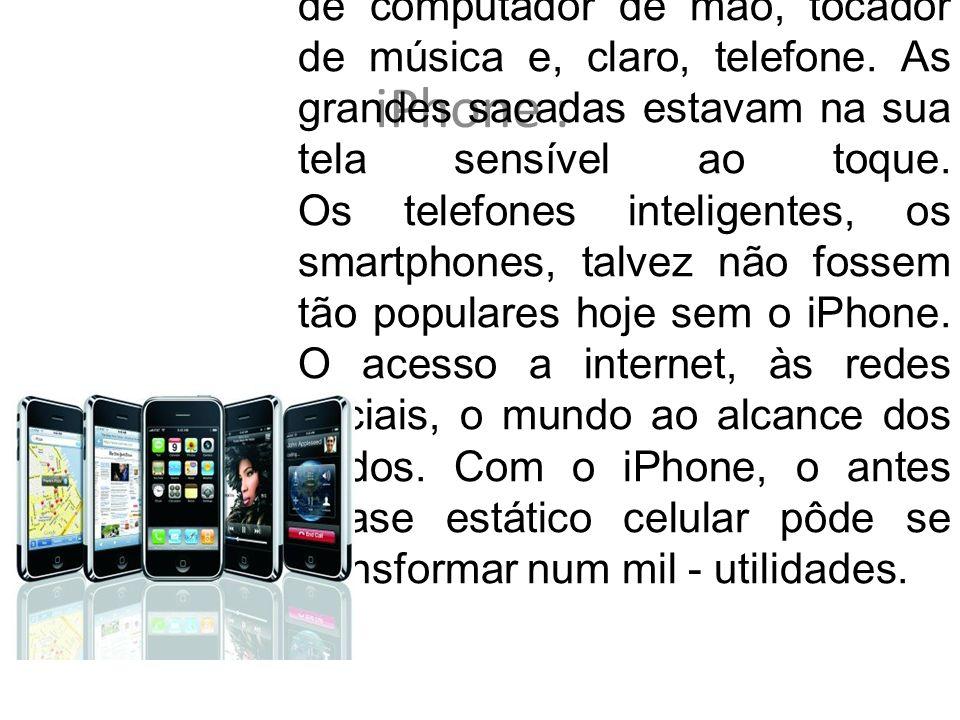 iPhone :