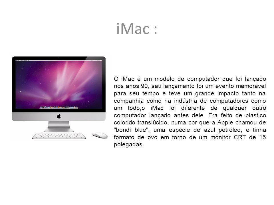 iMac :