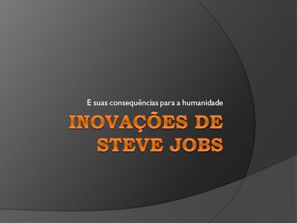 Inovações de Steve Jobs