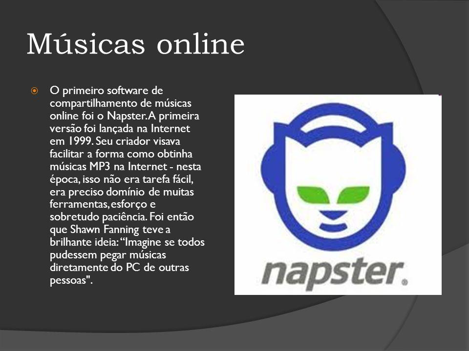 Músicas online