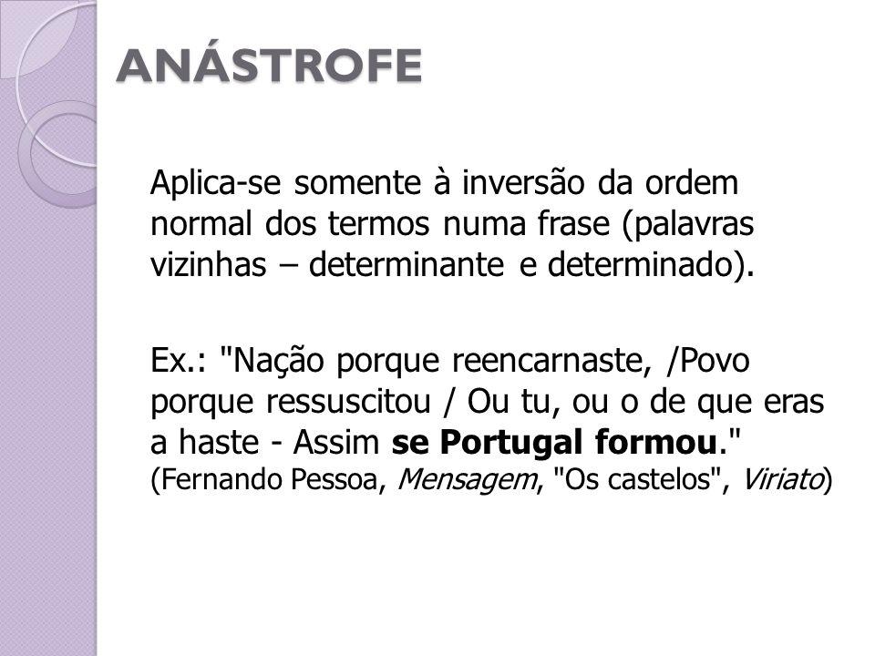 ANÁSTROFE
