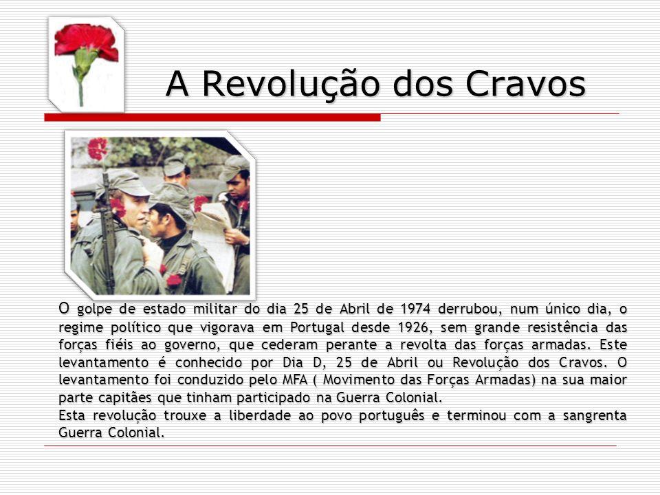 A Revolução dos Cravos