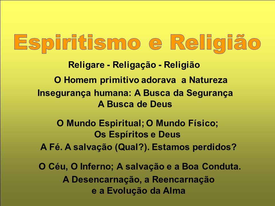 Espiritismo e Religião