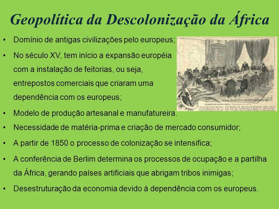 Geopolítica da Descolonização da África