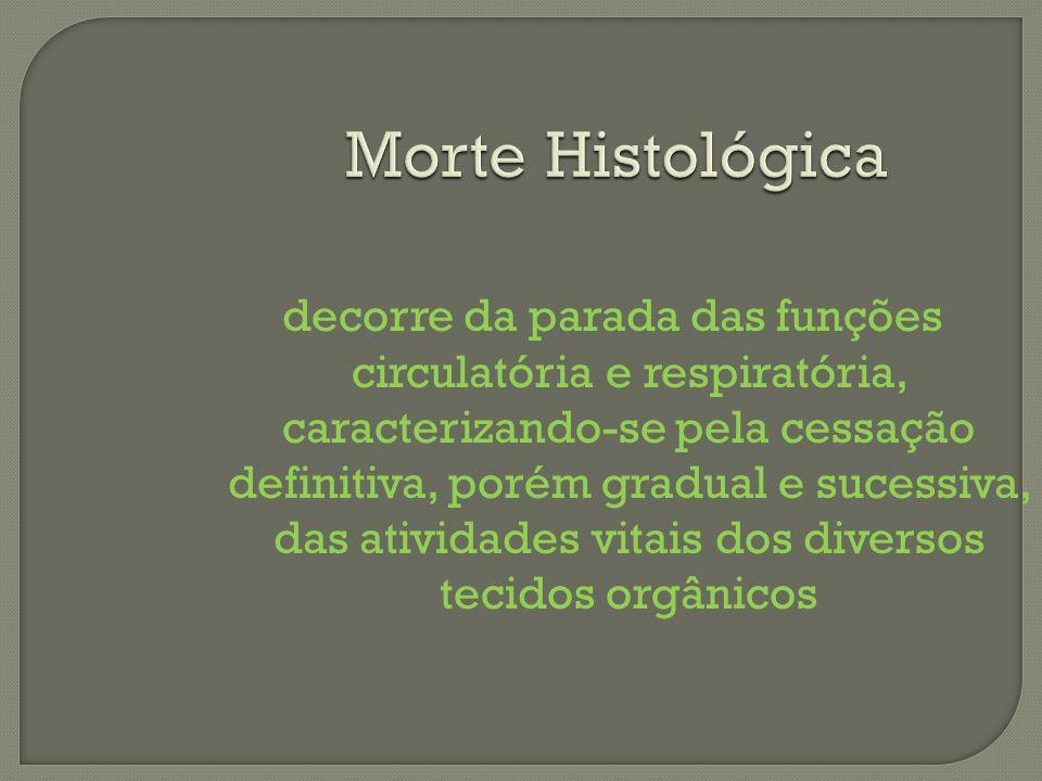 Morte Histológica