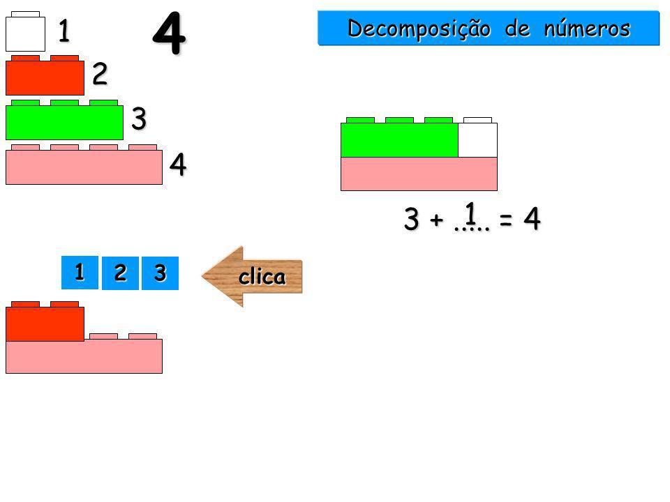 Decomposição de números