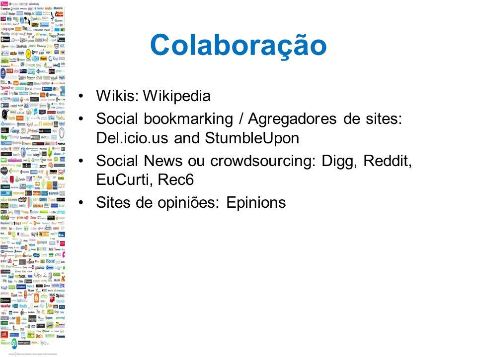 Colaboração Wikis: Wikipedia