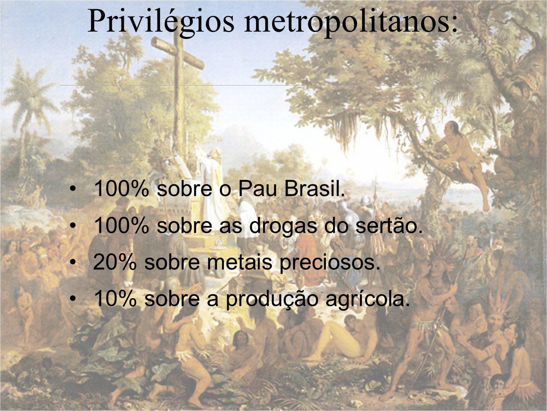 Privilégios metropolitanos: