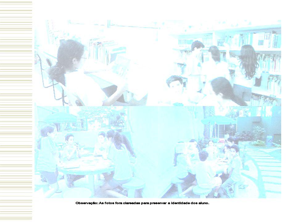 Observação: As fotos fora clareadas para preservar a identidade dos aluno.