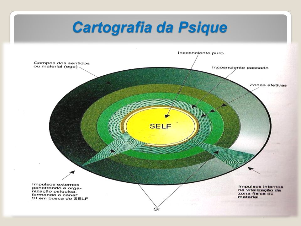 Cartografia da Psique
