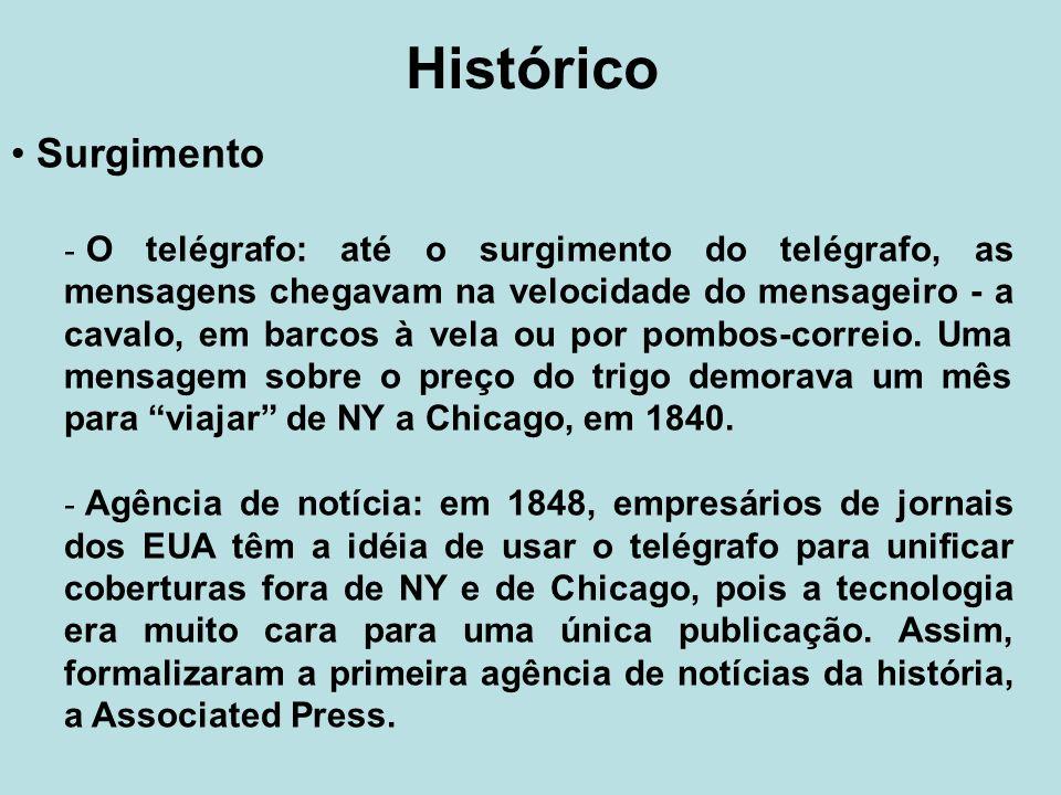 HistóricoSurgimento.