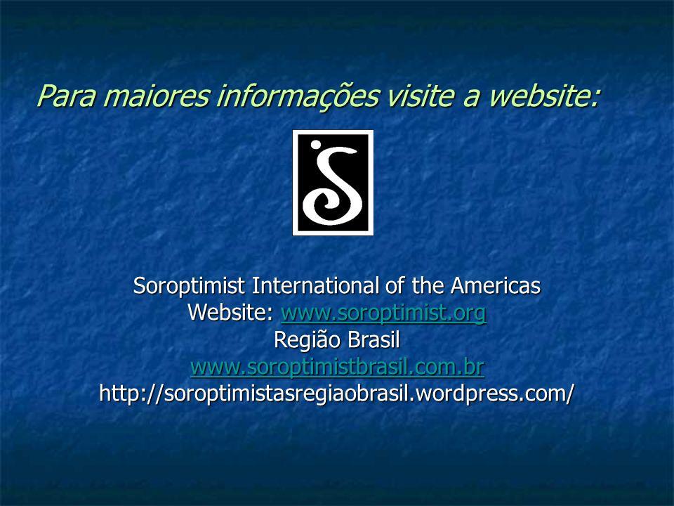 Para maiores informações visite a website: