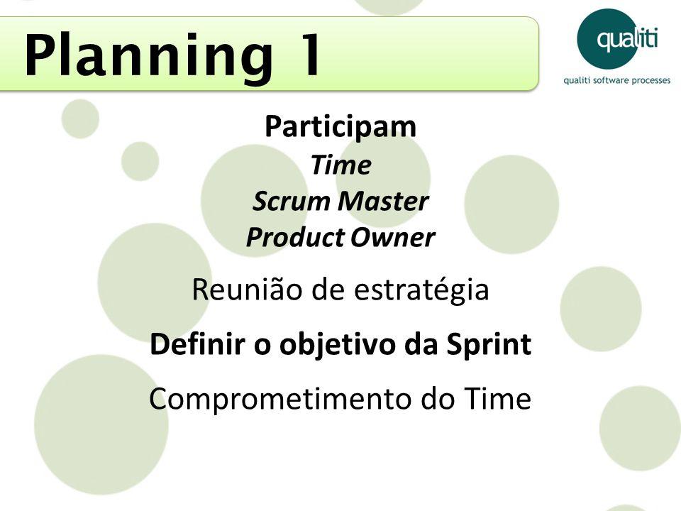 Definir o objetivo da Sprint
