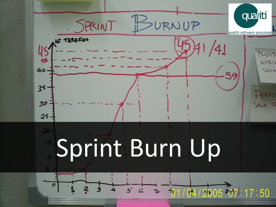 Sprint Burn Up