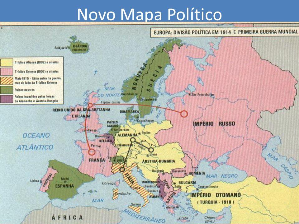 Novo Mapa Político