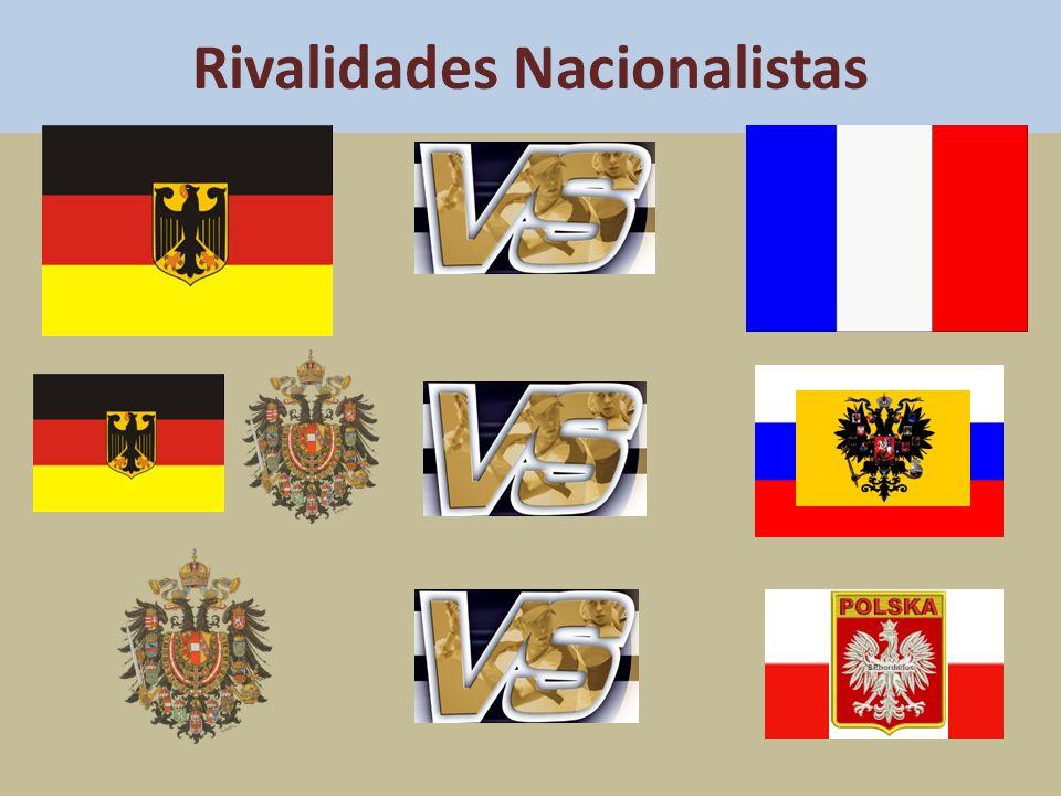 Rivalidades Nacionalistas