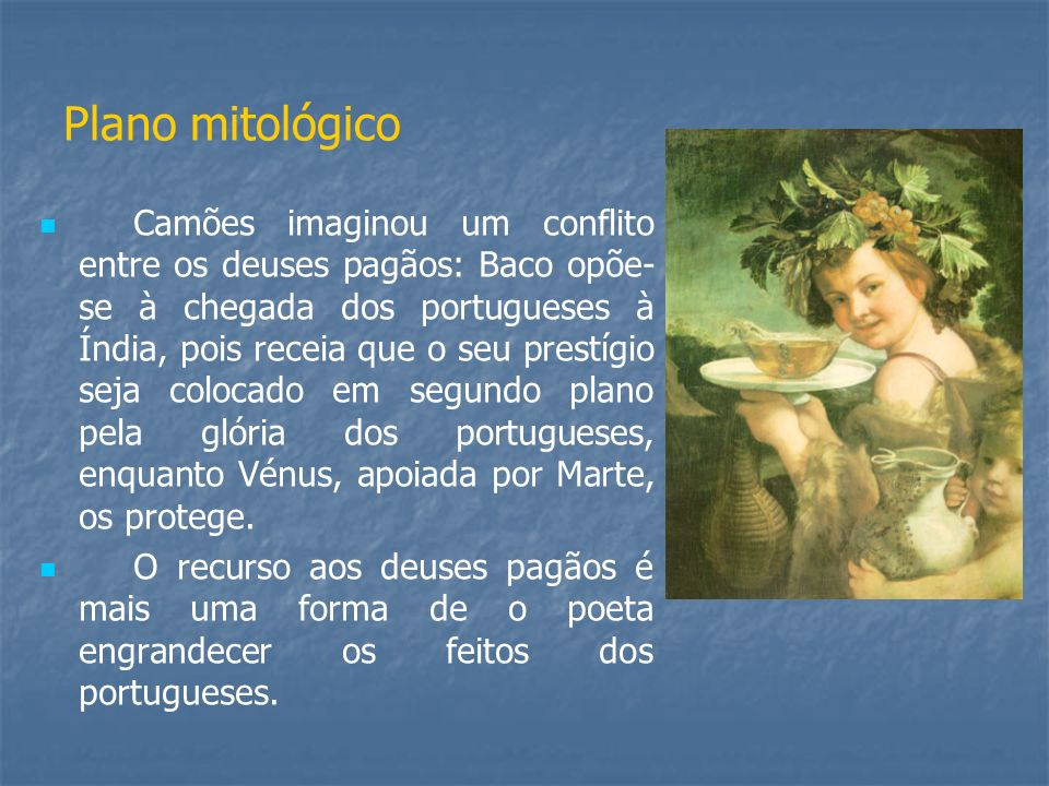 Plano mitológico