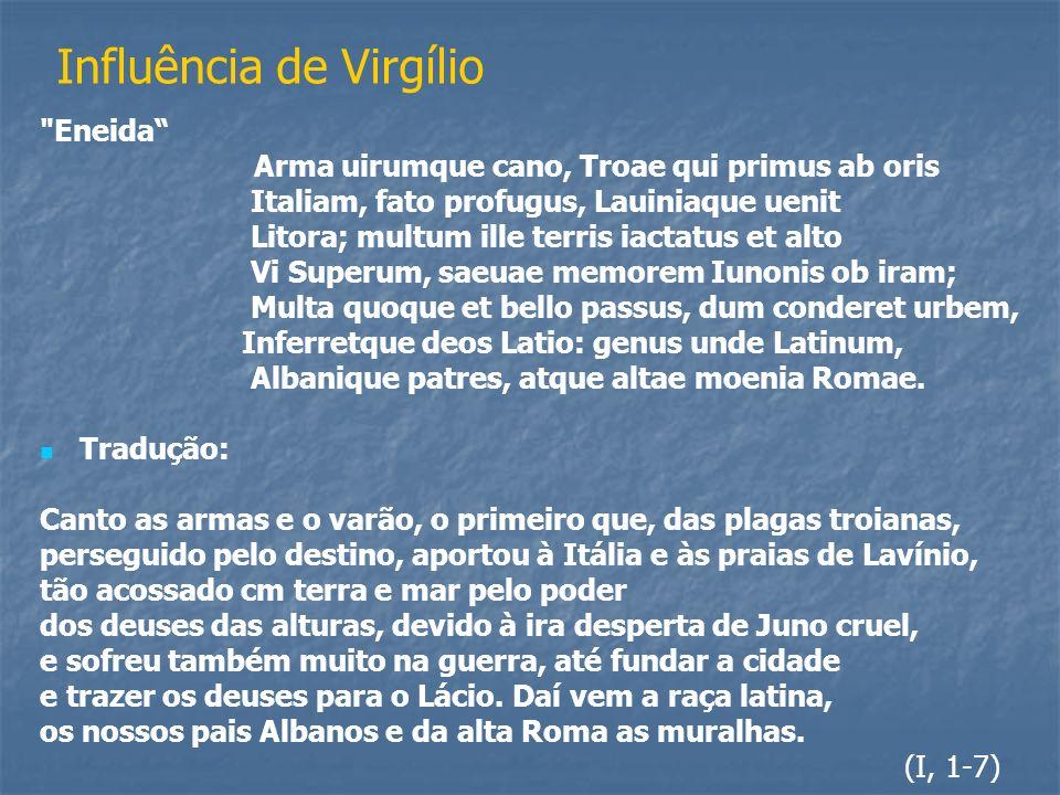 Influência de Virgílio