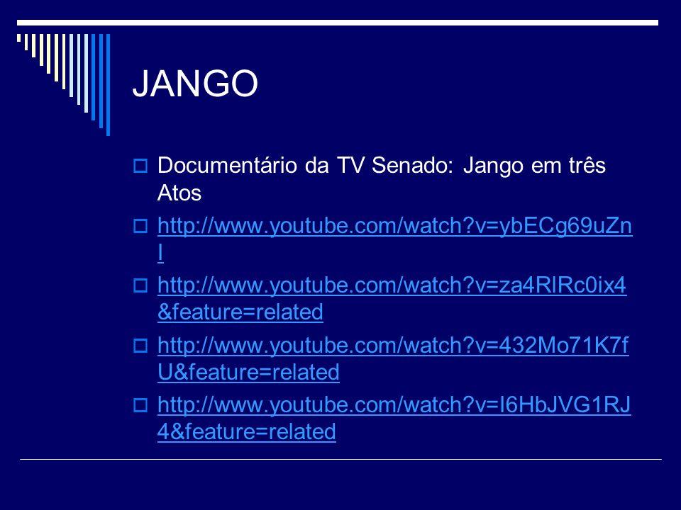 JANGO Documentário da TV Senado: Jango em três Atos